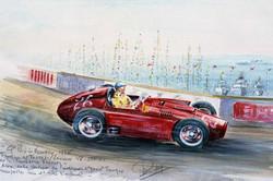 Monaco 1956 Fangio