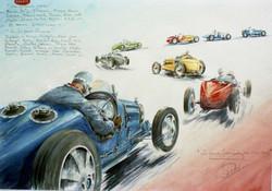 Bugatti La grande Farandole
