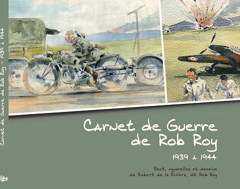 Carnet de Guerre de Rob Roy