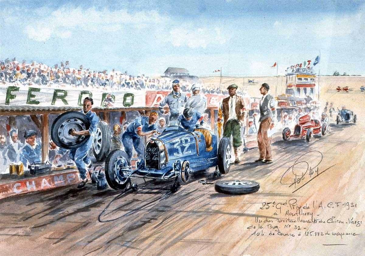 Grand Prix de l'ACF 1931