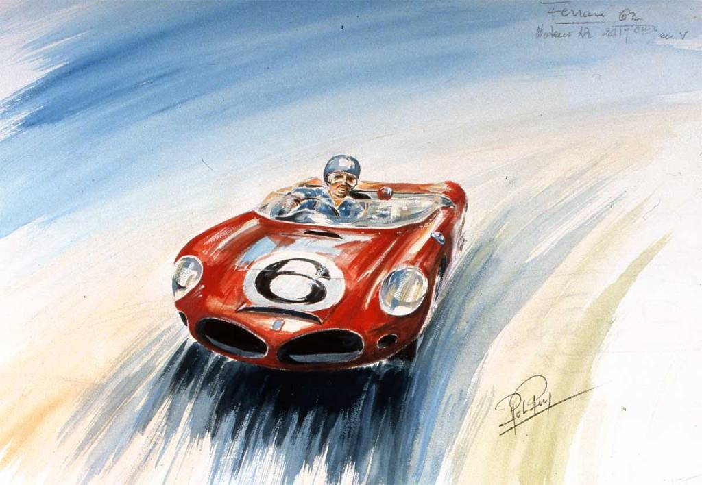 Ferrari type 62
