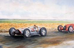 Grand Prix de l 'ACF 1938 Reims