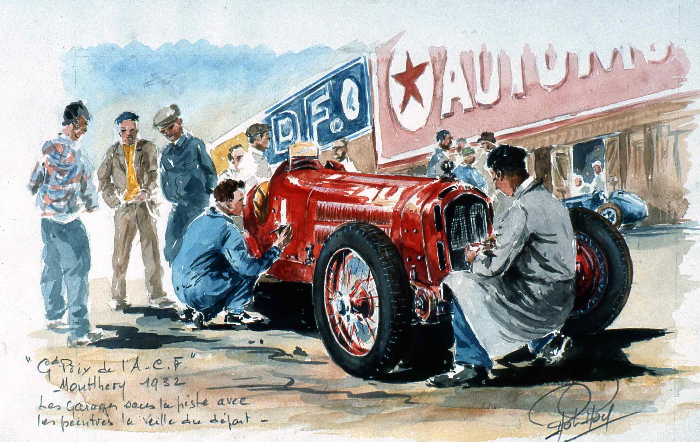 Grand Prix ACF 1932