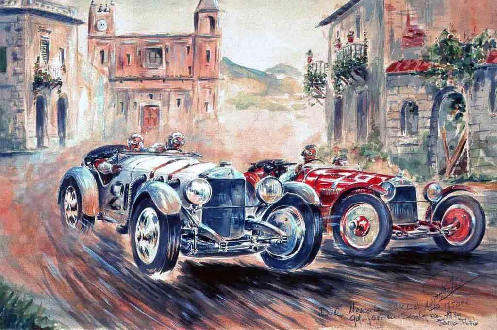 Targa Florio 1930