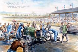 Grand Prix de l 'ACF 1914 Lyon