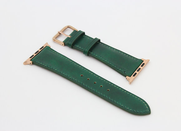 Italian Cow Skin Apple Watch Strap