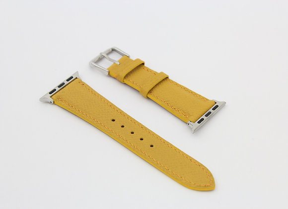 Epsom Leather Apple Watch straps