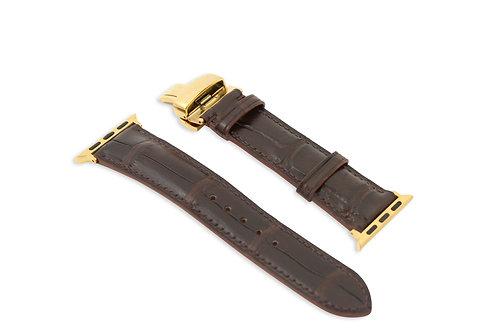 Alligator Apple Watch Straps