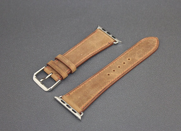 Waxy Cow Skin Apple Watch Straps