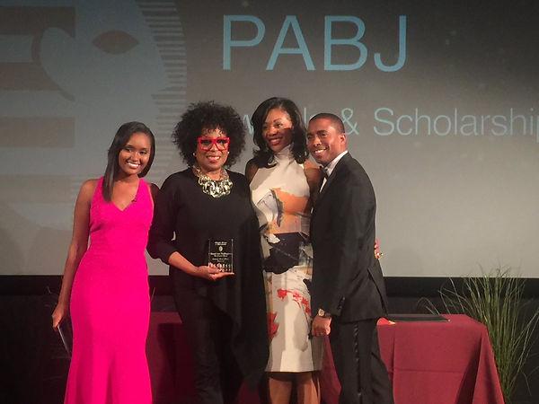 PABJ Honors Evoluer House Founder for Empowering Marginalized Girls in Philadelphia
