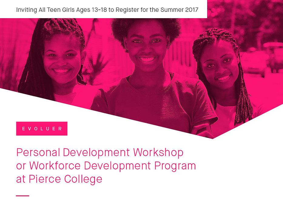 Girls' Empowerment Programs | The Evoluer House