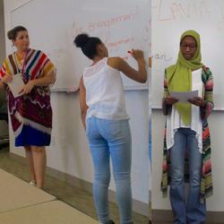 Teaching Teen Girls to Lead
