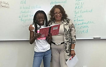 The Evoluer House is on a mission to equip girls with the tools they need to become college-bound and career-ready, and break the cycle of intergenerational poverty.