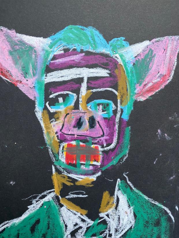 Animal Farm Pig - £20.00