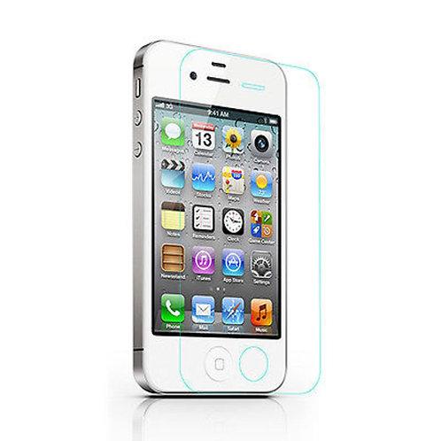 Защитное противоударное стекло для iPhone 4 / 4S