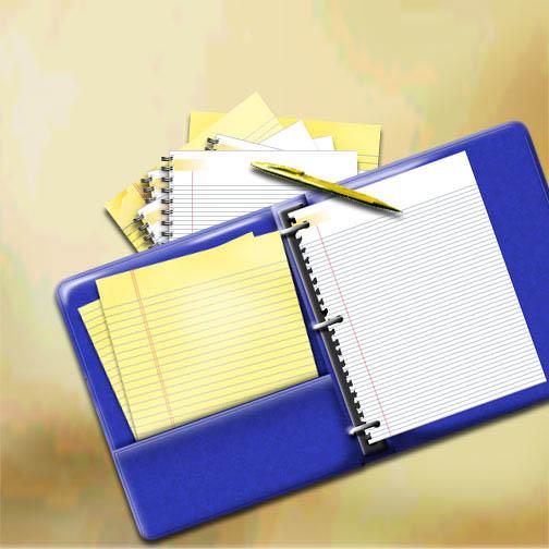 PRnotebook