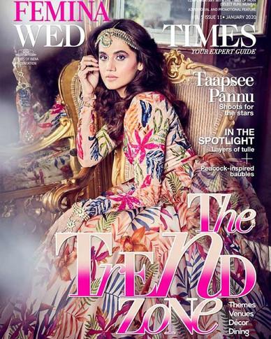 Femina Wedding Times India