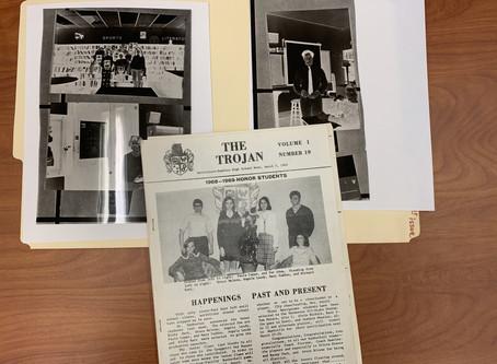 The Trojan Files: Exploring Past Events