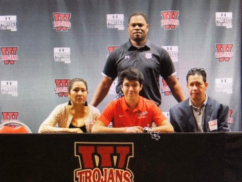 Villasenor, Greene Sign to Play Four More Years In College