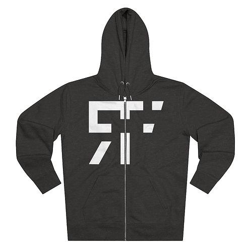Rhythmic Friction warm weather zip hoody