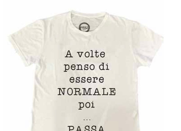 Shirt normale