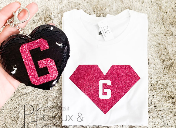 Shirt id cuore