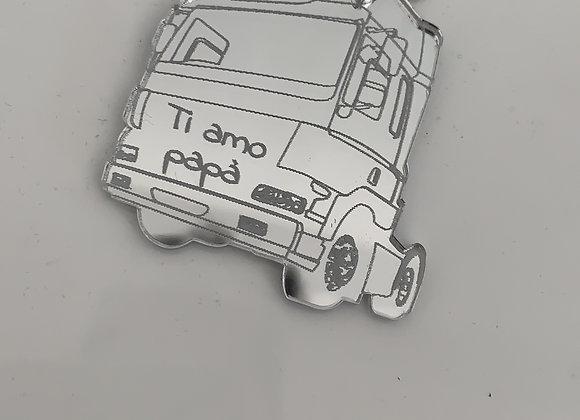 Portachiavi camion