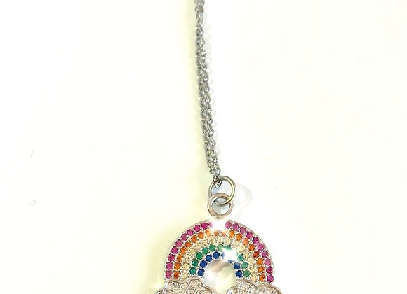 Collana rainbow