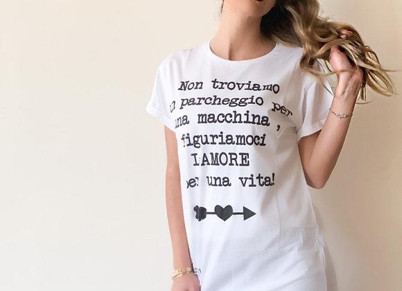 Maxi shirt amore