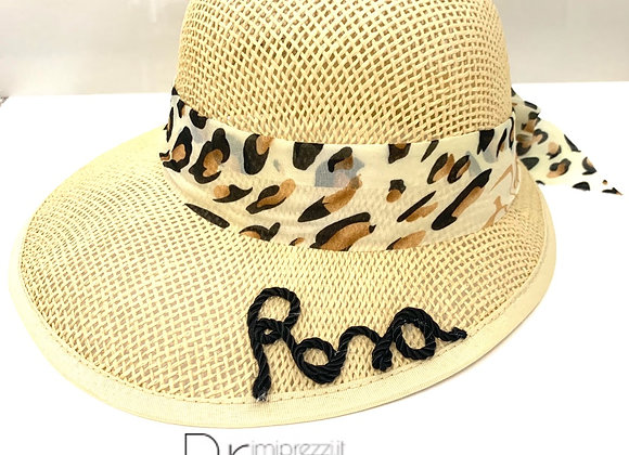 Cappello Leopard