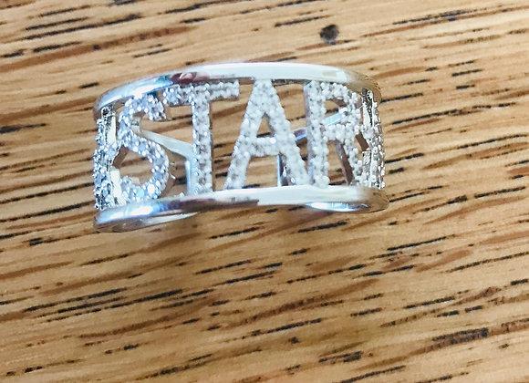 Anello STAR silver