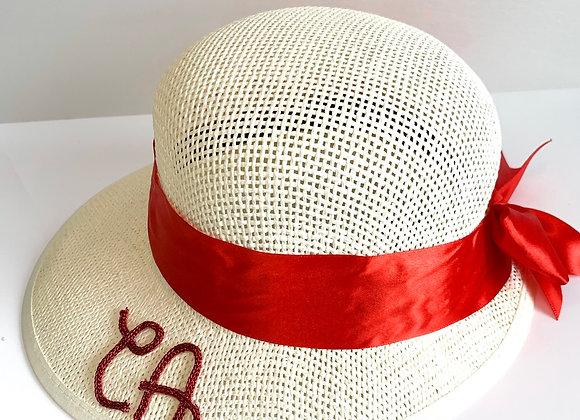 Cappello bianca