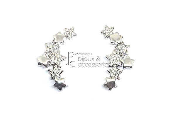 Earcuff star light