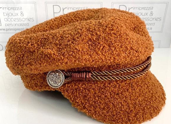 Cappello teddy