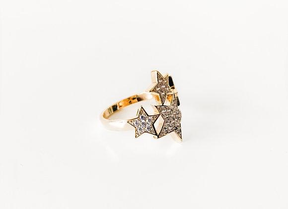 Anello contrariè stella