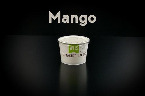 Mango   0,5 liter ambachtelijk ijs (emmertje)