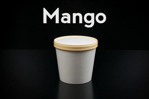 Mango | 1 liter ambachtelijk ijs (emmertje)