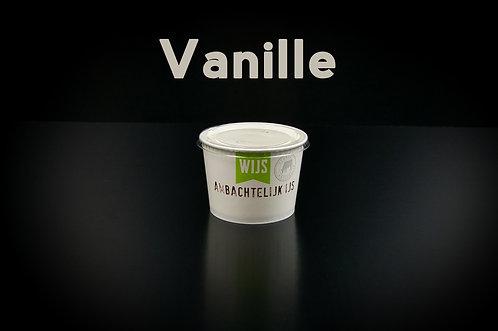 Vanille | 0,5 liter ambachtelijk ijs (emmertje)