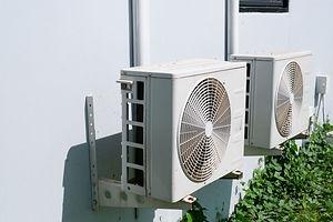 External air con units