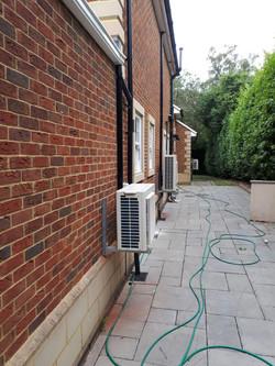 Residential air con units
