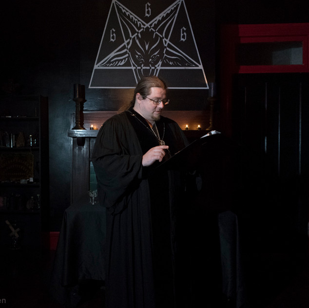 A reading from the Grimoire