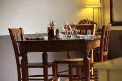 Une table conviviale