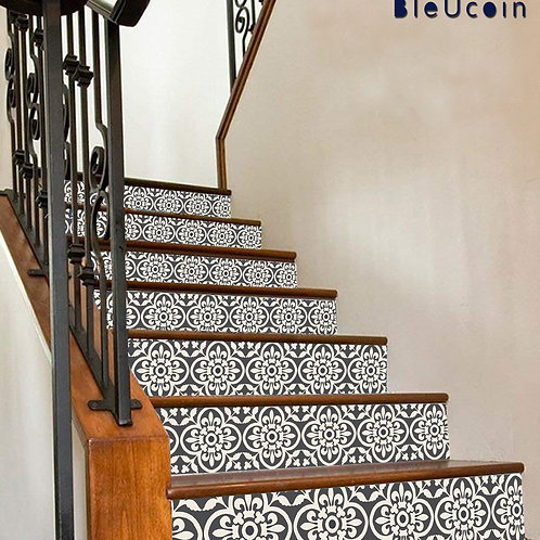 20% DISCOUNT -Encaustic stair strips