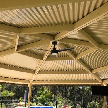Onya Tank Pavilion Ceiling