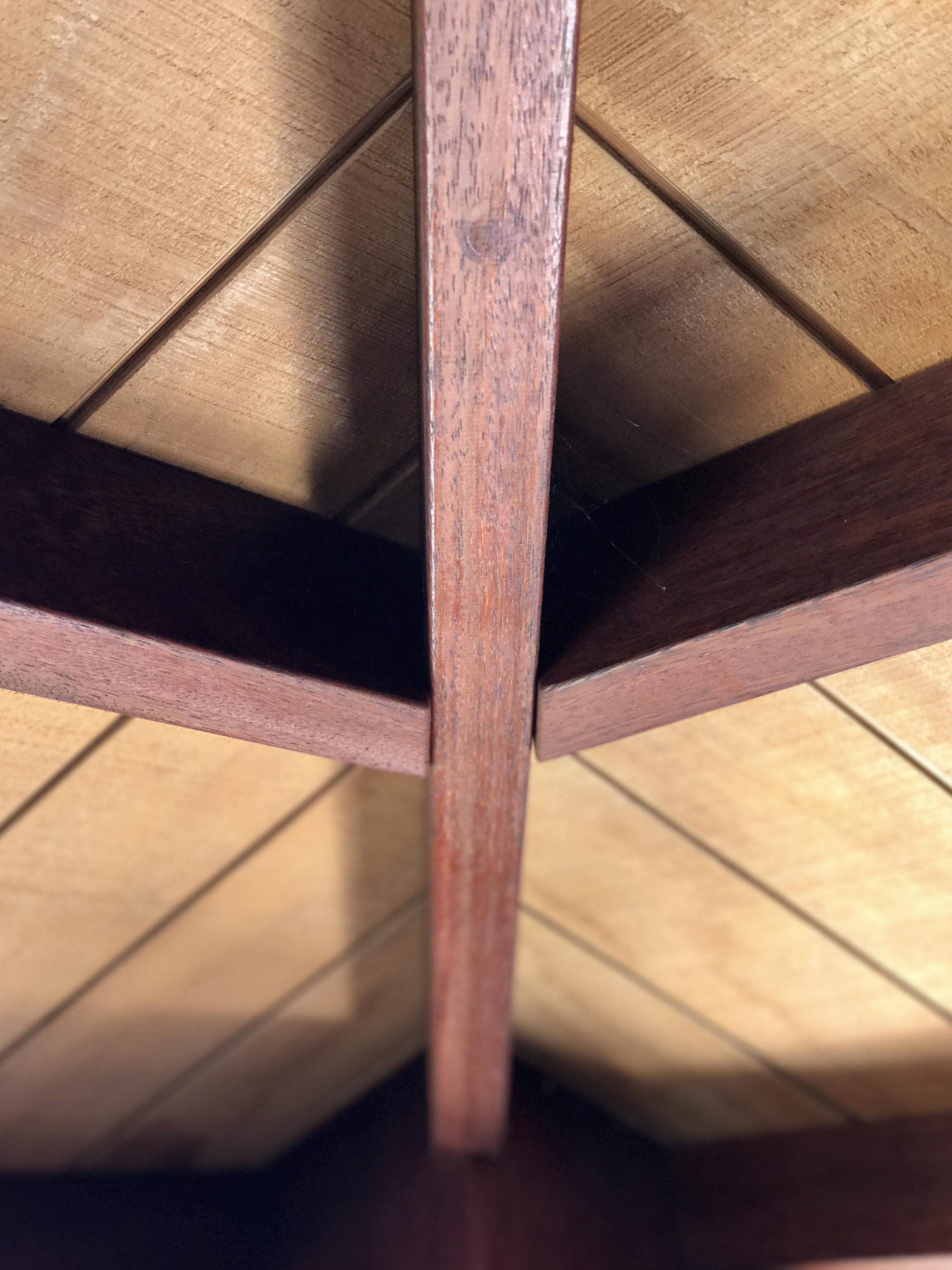 Pavilion Ceiling Detail