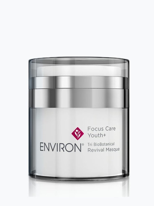 Environ Focus Care Youth+Tri BioBotanical Revival Masque