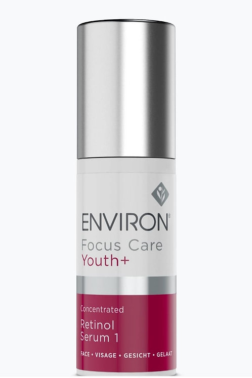 Environ Focus Care  Youth+  Concentrated Retinol Serum 1