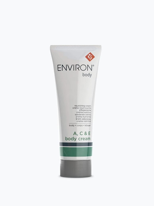 ENVIRON BODY A, C & E BODY CREAM