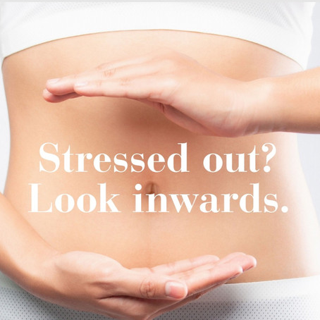 Stressed out? Look inwards.