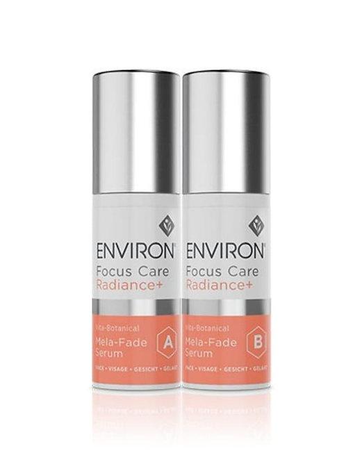 Environ Focus Care Radiance+Vita-Biotanical Mela-Fade Serum System